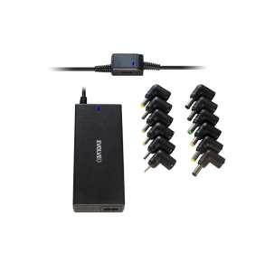 EVOLVEO Chargee A90, 90W univerzální napájecí zdroj pro notebooky