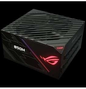 ASUS zdroj ROG-THOR-850P 850W, 80+ Platinum, RGB, OLED display, modular