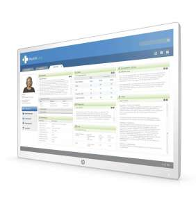 HP Healthcare Edition HC271p Privacy Clinical Review Monitor head only