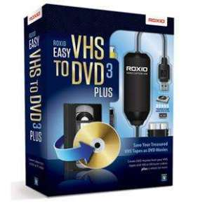Easy VHS to DVD 3 Plus Eng