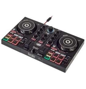 Hercules mixážní pult DJ Inpulse 200