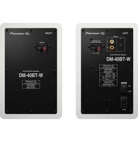 Pioneer DJ 2pás repro s Bluetooth bílé