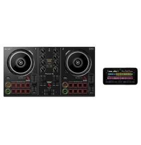 Pioneer DJ kontrolér iPhone, Android, černý