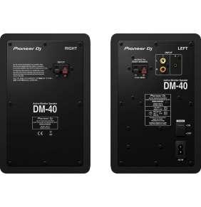 Pioneer DJ 2pás reproduktory černé