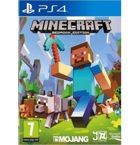 SONY PS4 hra Minecraft Bedrock /EAS