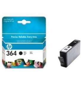 HP 364 Black Inkjet Print Cartridge
