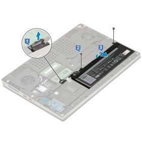 Dell Baterie 4-cell 64W/HR LI-ION pro Precision 7530, 7540, 7730, 7740