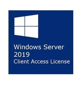 Lenovo SW Microsoft Windows Server 2019 Client Access License (1 User)