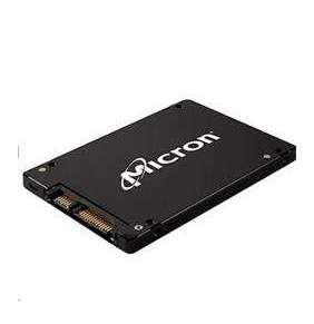 Micron 5200 MAX 960GB Enterprise SSD SATA 6 Gbit/s, Read/Write: 550 MB/s / 520 MB/s,  Read/Write IOPS 95K/80K, 5DWPD