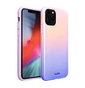 LAUT kryt Huex Fade pro iPhone 11 Pro - Lilac