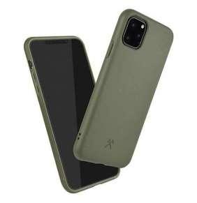 Woodcessories kryt Bio Case pre iPhone 11 Pro - Khaki Green