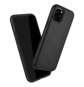 Woodcessories kryt Bio Case pre iPhone 11 Pro Max - Midnight Black