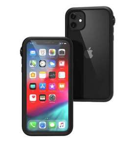 "Catalyst kryt Impact Protection Case pre iPhone 11"" - Black"