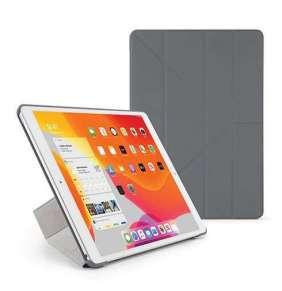 Pipetto puzdro Origami Case pre iPad 10.2 2019/2020 - Dark Grey