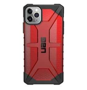 UAG kryt Plasma pre iPhone 11 Pro Max - Magma Red