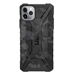 UAG kryt Pathfinder SE Camo Series pre iPhone 11 Pro Max - Midnight Camouflage