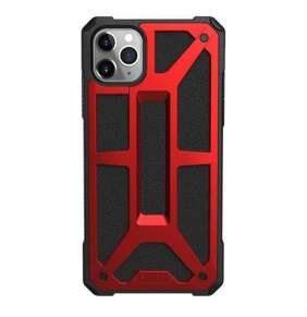 UAG kryt Monarch pre iPhone 11 Pro Max - Crimson Red