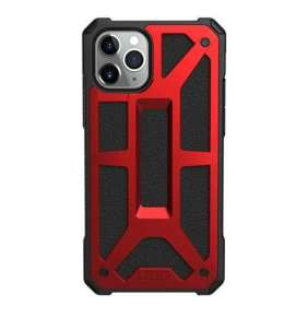 UAG kryt Monarch pre iPhone 11 Pro - Crimson Red