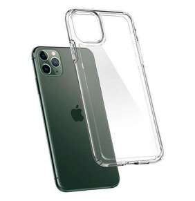 Spigen kryt Ultra Hybrid pre iPhone 11 Pro - Crystal Clear