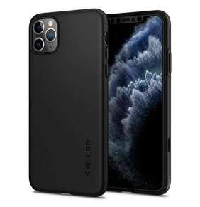 Spigen kryt Thin Fit Classic pre iPhone 11 Pro - Black