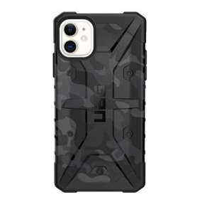 UAG kryt Pathfinder SE Camo Series pre iPhone 11 - Midnight Camouflage