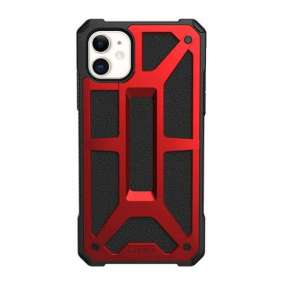 UAG kryt Monarch pre iPhone 11 - Crimson Red