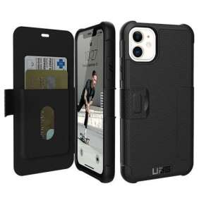 UAG puzdro Metropolis pre iPhone 11 - Black