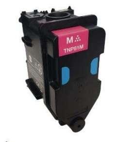 Minolta Toner TNP-81M, purpurový do bizhub C3300i, C4000i (9k)