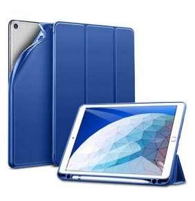 "ESR puzdro Silicon Rebound Pencil Case pre iPad 10.2"" 2019/2020 - Navy Blue"