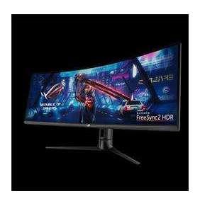 "ASUS MT 43"" XG43VQ 3840x1200 ROG STRIX Curved   Gaming VA 120Hz DCI-P3 90% DP HDMI USB3.0 FreeSync 2 HDR REPRO"