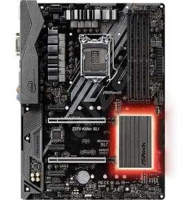 ASRock MB Sc LGA1151 Z370 KILLER SLI, Intel Z370, 4xDDR4, VGA