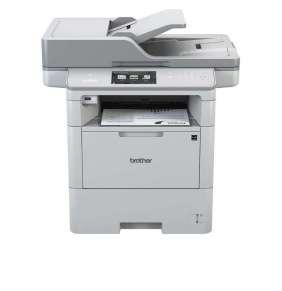 Brother DCP-L6600DW, A4 laser MFP, print/scan/copy, 46 strán/min, 1200x1200, duplex, USB 2.0, LAN, WiFi, NFC