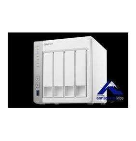 QNAP™ TS-351-2G 3 Bay NAS, 3.5''  2xM.2 2280 NVMe 500 MB/s slots Intel® Celeron® J1800