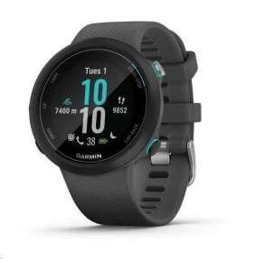 Garmin plavecké hodinky SWIM2 Slate - černé