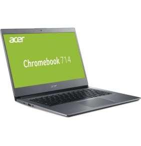 """Acer Chromebook 714 (CB714-1W-3313)/ i3-8130U/ 4GB DDR4/ eMMC 128GB / Intel UHD 620/ 14"""" FHD IPS/ Chrome OS/ Šedý"""