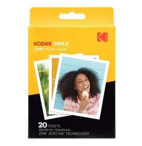 KODAK Zink - fotografický papír 3x4 20-pack