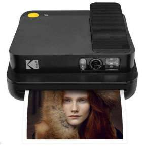 KODAK Smile Classic - instantní fotoaparát - 3x4 černý