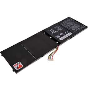 Baterie T6 power Acer Aspire V5-572, V5-472, V7-482, V7-582, R7-572, 3530mAh, 53Wh, 4cell, Li-poly