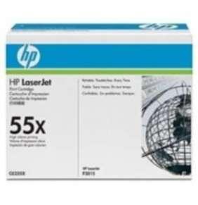 HP tisková kazeta černá velká, CE255X