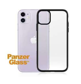 PanzerGlass kryt ClearCase pre iPhone 11 - Black