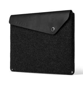 "Mujjo puzdro Sleeve pre MacBook Pro 13"" 2016-2018 - Black"