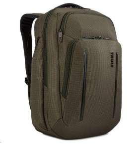 """THULE batoh Crossover 2 pro notebook 15,6"""", 30 l, tmavě zelená"""