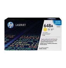 HP 648A, Yellow toner pre HP LaserJet CP4025n/dn, CP4525n/dn/xh, 11000 strán