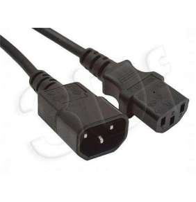 Cablexpert kábel POWER SUPPLY 230V - Predlžovací 3M VDE IEC M/F