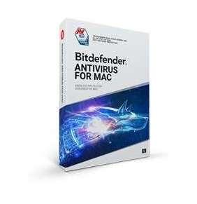 Bitdefender Antivirus for Mac 1 zařízení na 3 roky
