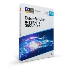 Bitdefender Internet Security- 1PC na 1 rok- elektronická licence do emailu