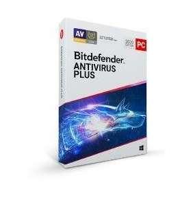 Bitdefender Antivirus Plus 3 zařízení na 1 rok