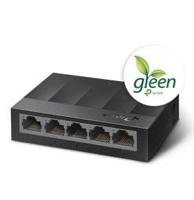 TP-Link LS1005G 8xGigabit Desktop Switch Fanless
