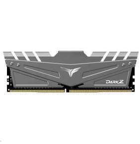 DIMM DDR4 16GB 2666MHz, CL16, (KIT 2x8GB), T-FORCE DARK Z, Gray