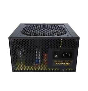 SEASONIC zdroj 650W CORE GC-650 (SSR-650LC), ATX, 12cm fan, 80+ GOLD